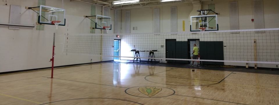 Fife Lake Elementary Gym